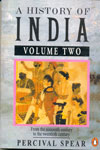A History of India Volume 2