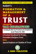 Formation and Management of a Trust Alongwith Tax Planning