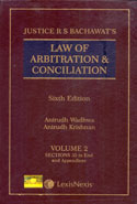 Law of Arbitration and Conciliation In 2 Vols