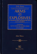 Law of Arms and Explosives with Rules