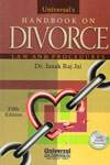 Handbook on Divorce Law and Procedures