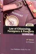 Law of Citizenship Foreigners and Passports With Allied Laws
