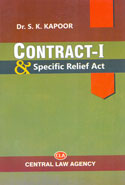 Contract I and Specific Relief Act