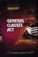 General Clauses Act Central and States