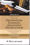 Commentary on Law of Defamation Damages Malicious Prosecution