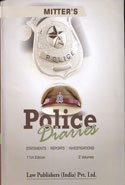 Police Diaries Statements Reports Investigations In 2 Vols