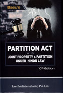 Partition Act With Joint Property Under Hindu Law
