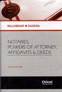 Notaries Powers of Attorney Affidavits and Deeds