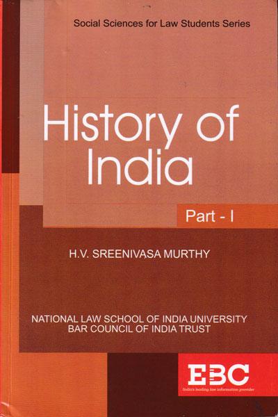 History of India Part I