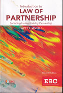 Introduction to Law of Partnership Including Limited Liability Partnership