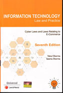 Information Technology Law and Practice Cyber Laws and Laws Relating to E Commerce