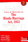 Cases and Materials on The Hindu Marriage Act 1955