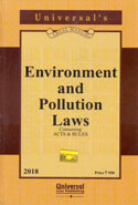 Environment and Pollution Laws Containing Acts and Rules
