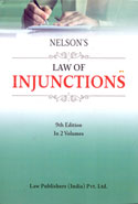 Law of Injunctions In 2 Vols