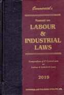 Manual on Labour and Industrial Laws : Also available in Pocket size for Rs. 295