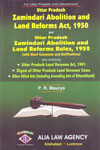 Uttar Pradesh Zamindari Abolition and Land Reforms Act 1950 and Uttar Pradesh Zamindari Abolition and Land Reforms Rules 1952