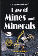 Law of Mines and Minerals In 2 Vols With Supplement