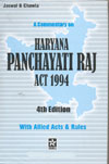 Haryana Panchyati Raj Act 1994 with allied rules & regulations