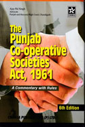 The Punjab Co Operative Societies Act 1961