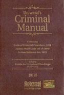 Criminal Manual Pocket Size