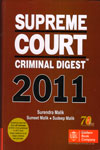 Supreme Court Criminal Digest 2011