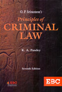 Principles of Criminal Law With Model Questions and Suggested Readings