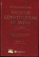 Shorter Constitution of India In 2 Vols