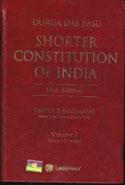 Shorter Constitution of India In 2 Vols