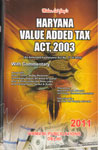 Haryana Value Added Tax Act 2003