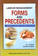 Labour Management Forms and Precedents