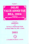 Delhi Value Added Tax Bill 2004