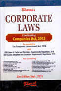 Corporate Laws Containing Companies Act 2013 Pocket Size