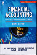 Financial Accounting For BCom CA CS and ICWA Foundation Courses