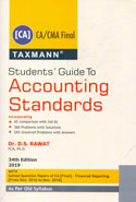 Students Guide to Accounting Standards for CA CMA Final