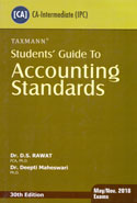 Students Guide to Accounting Standards for CA Intermediate IPC