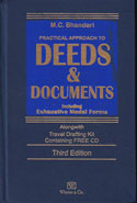 Practical Approach to Deeds and Documents Including Exhaustive Model Forms