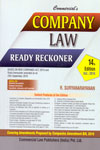 Company Law Ready Reckoner In 2 Vols