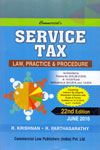 Service Tax Law Practice and Procedure In 2 Vols