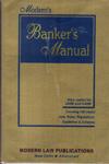 Bankers Manual