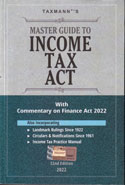 Master Guide to Income Tax Act With Commentary on Finance Act 2017