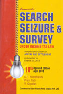 Search Seizure and Survey Under Income Tax Law