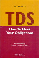 TDS How to Meet Your Obligations as Amended by Finance Act 2019