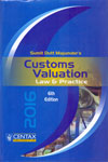 Customs Valuation Law and Practice