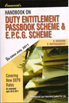 Handbook on Duty Entitlement Passbook Scheme and EPCG Scheme