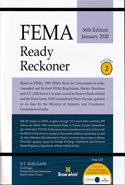 Foreign Exchange Management Manual With FEMA Ready Reckoner In 2 Volumes