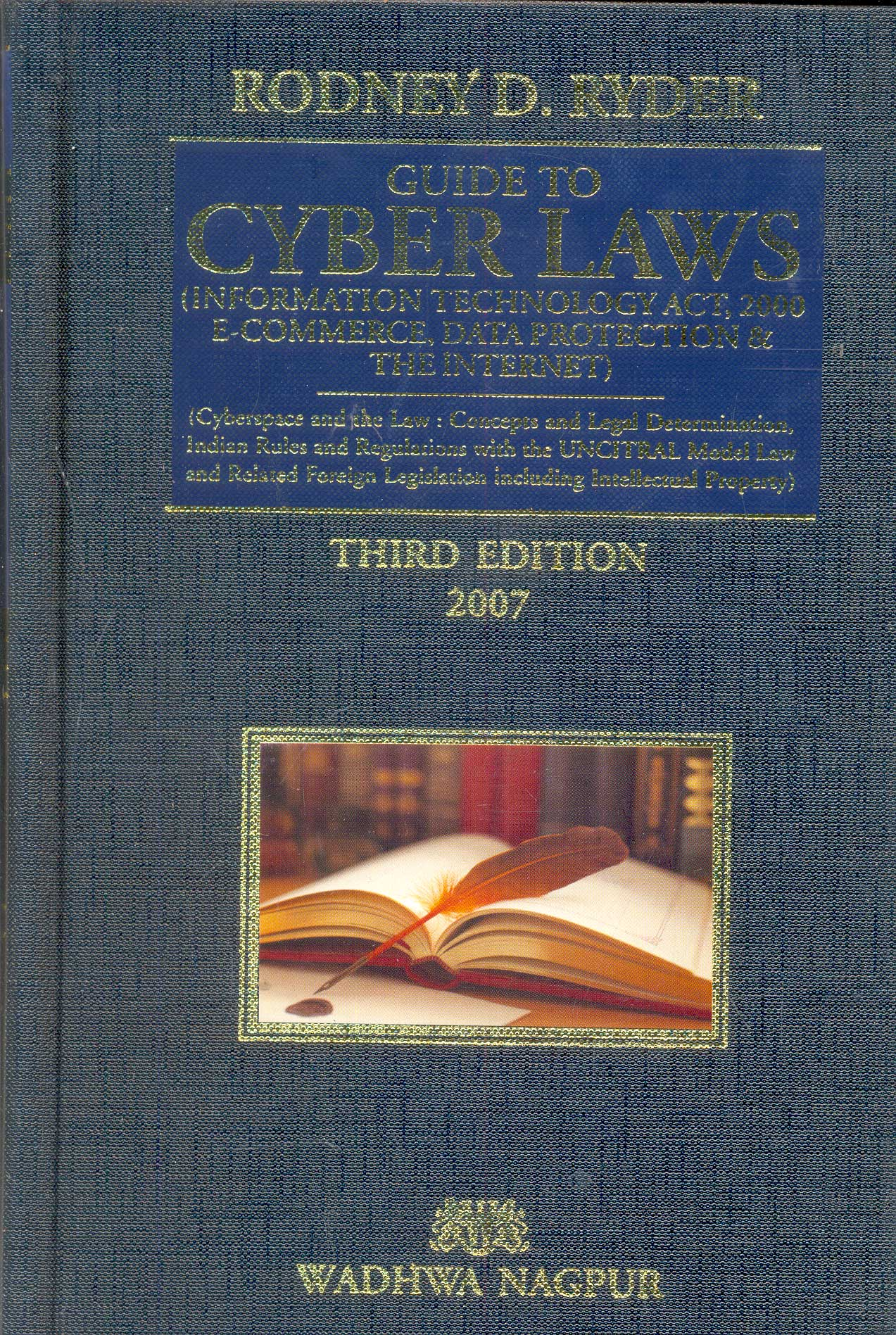 Guide to Cyber Laws