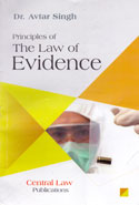 Principles of the Law of Evidence