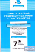 Financial Rules and Principles of Government Accounts Budgeting