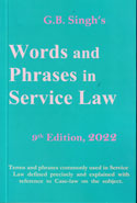 Service Law Dictionary