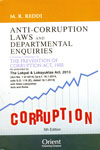 Anti Corruption Laws and Departmental Enquiries
